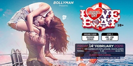 VALENTINES DAY LOVE BOAT PARTY tickets