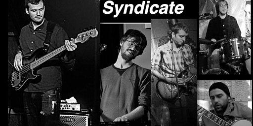 Syndicate is back at Mercy! 1/19 at 9 pm