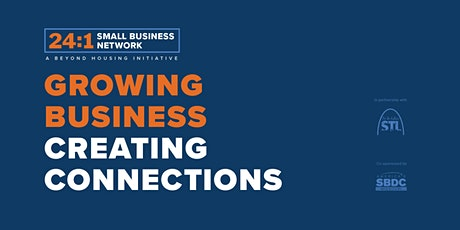 24:1 Small Business Network tickets