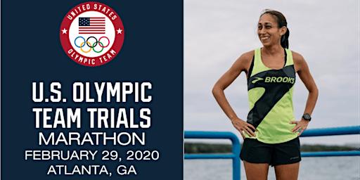 2020 Olympic Marathon Trials Watch Party