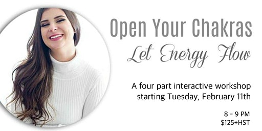 Open Your Chakras - Let Energy Flow