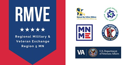 Regional Military and Veteran Exchange - Region 5 MN - April tickets