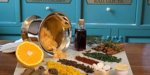 "Apothecary ""Witchin in the Kitchen"" Intro Class-Teas and Recipes"