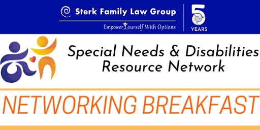 Special Needs and Disabilities Professionals Networking Breakfast