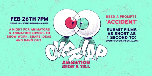 OVERLAP Animation Show & Tell: 'Accident'