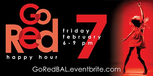 Go Red Happy Hour