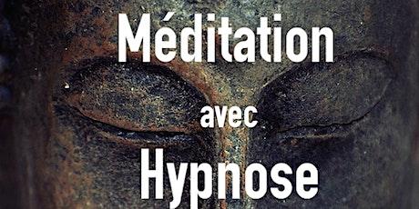 Session de Méditation avec HYPNOSE (dépôt de 40$), voir détails tickets