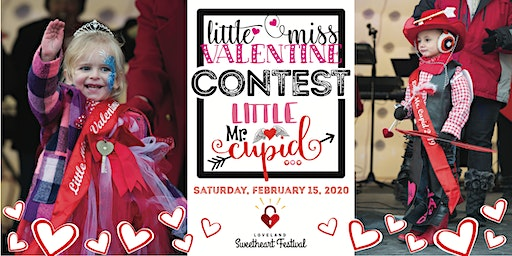 Little Miss Valentine & Little Mr. Cupid Contest 2020