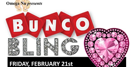 Blinged Out Bunco tickets
