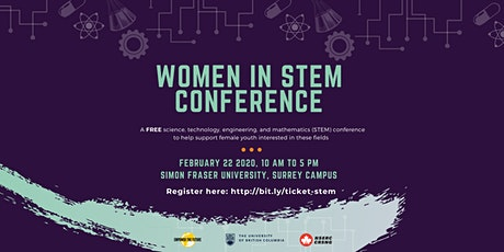 Women in STEM Conference tickets