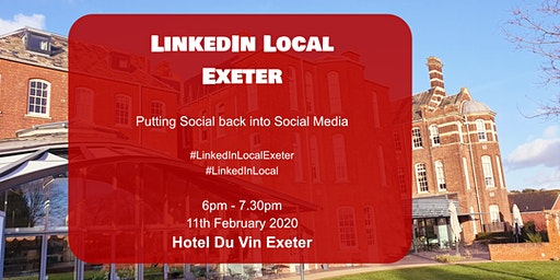 LinkedInLocal Exeter Hotel Du Vin