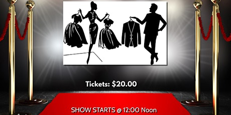 2020 Go Red Fashion Show & Reception tickets