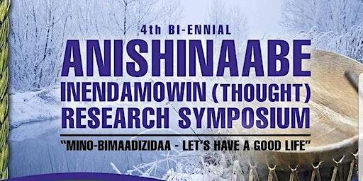 Anishinaabe Inendamowin  Research Symposium