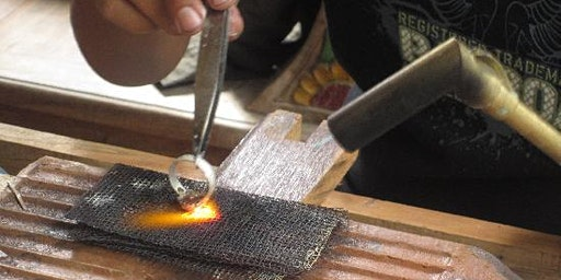 Silversmithing (Adults)