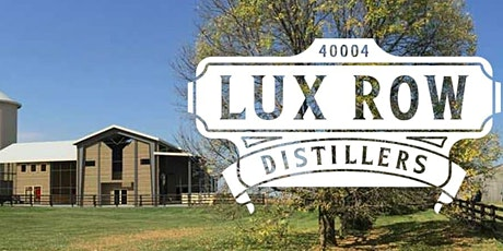 Getting to Know Lux Row Distillers with Philip Lux tickets
