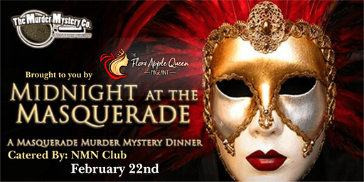 Midnight at the Masquerade: A Murder Mystery Dinner