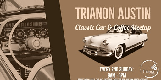Classic Cars & Coffee Monthly Meetup - Mar