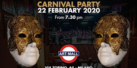 Carnival Party in Duomo - Sabato 22.02 biglietti