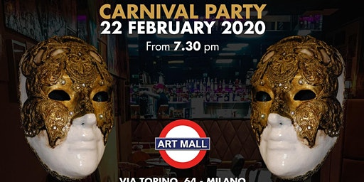 Carnival Party in Duomo - Sabato 22.02