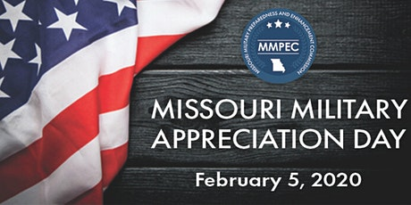 2020 Military Appreciation Day and Lunch at Capitol Plaza Hotel tickets