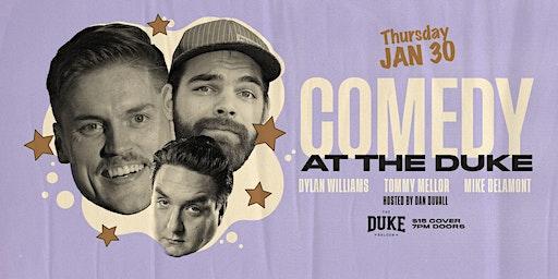 Comedy Night at The Duke | January 30, 2020