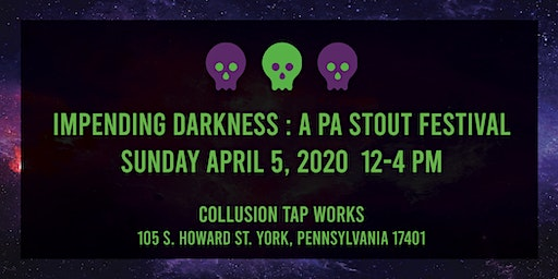 Impending Darkness: a PA Stout Showcase