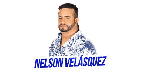 Nelson Velásquez tickets