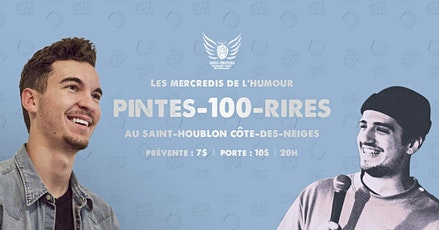 Pintes-100-Rire 17 tickets