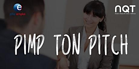Atelier   Pimp ton Pitch ! billets
