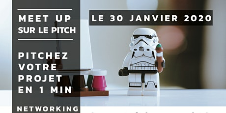 Pitch Entrepreneur + coaching Jeudi 30 Janvier 2020 Morning Coworking 75010 billets