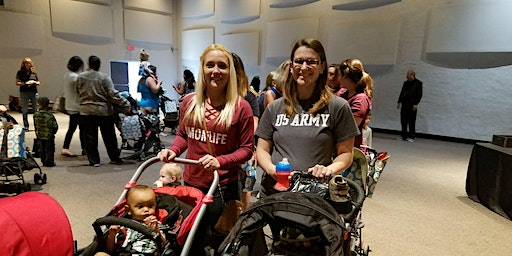 Fayetteville Military Spouse AND Littlest Heroes Care Package Delivery (Fort Bragg)