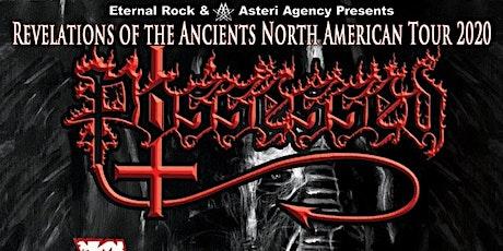 Possessed, Pestilence, The Black Moriah tickets