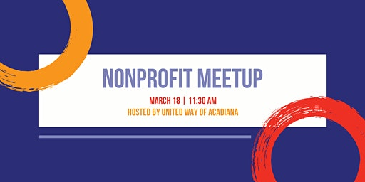 Nonprofit Meetup: Accessing Foundations