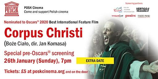 POSK Cinema: Corpus Christi - Sunday, 26th January, 7pm