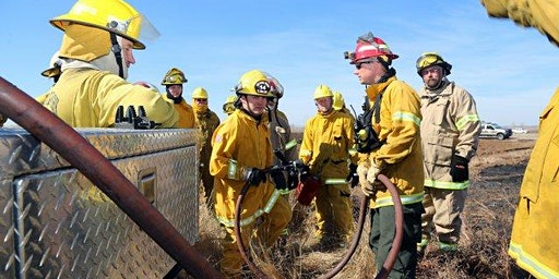 S-130/S-190, Firefighter Training and Intro to Wildland Fire Behavior