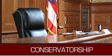 Alternatives to Consevatorship tickets