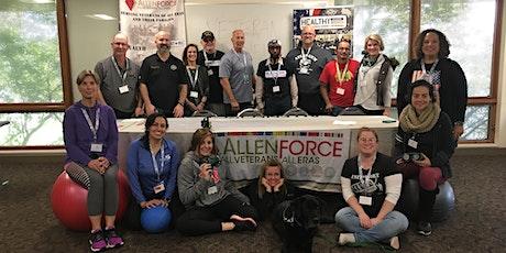 Serving Injured Veterans Workshop: Healthy Minds Healthy Bodies  tickets