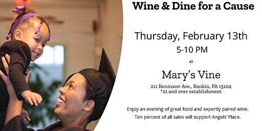 Wine & Dine for a Cause