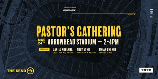 The Send Pastor's Gathering