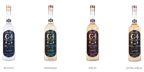 Valentine's Day G4 Tequila Tasting Dinner at Cielo Rojo Mexican Restaurant tickets