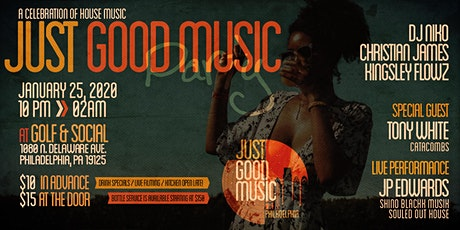 Just Good Music Party - January 2020 tickets