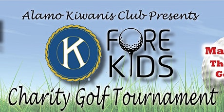 K Fore Kids Charity Golf Tournament 2020 tickets