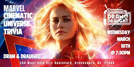 Marvel Cinematic Universe Trivia at Dram & Draught