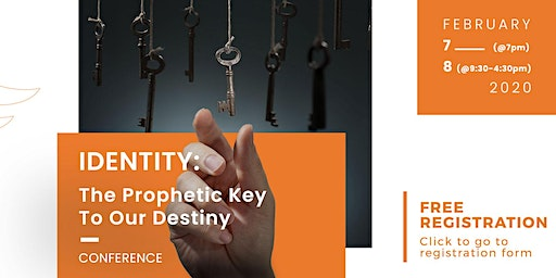 Identity: The Prophetic Key to Our Destiny