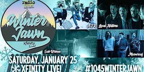 Radio 104.5 Winter Jawn tickets