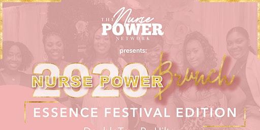 2020 Nurse Power Brunch: Essence Festival Edition