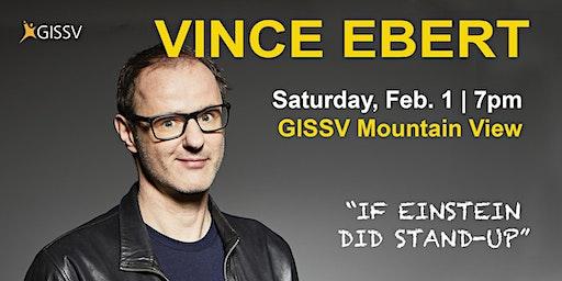Science Comedian Vince Ebert Live at GISSV
