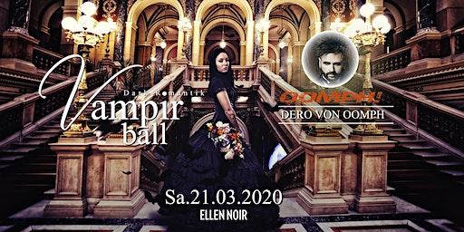 † Vampirball † Dark / Romantic / ELLEN NOIR /w Oomph Dero