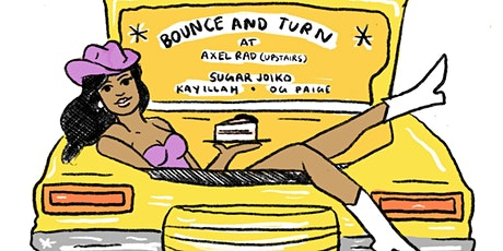 Bounce and Turn at Axelrad tickets