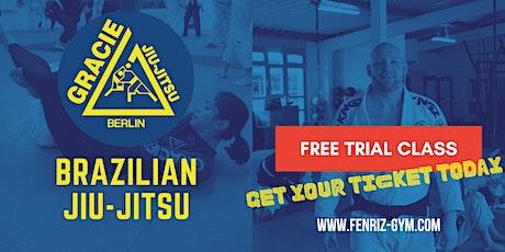 Gracie Brazilian Jiu-Jitsu - Free Trial Class Tickets
